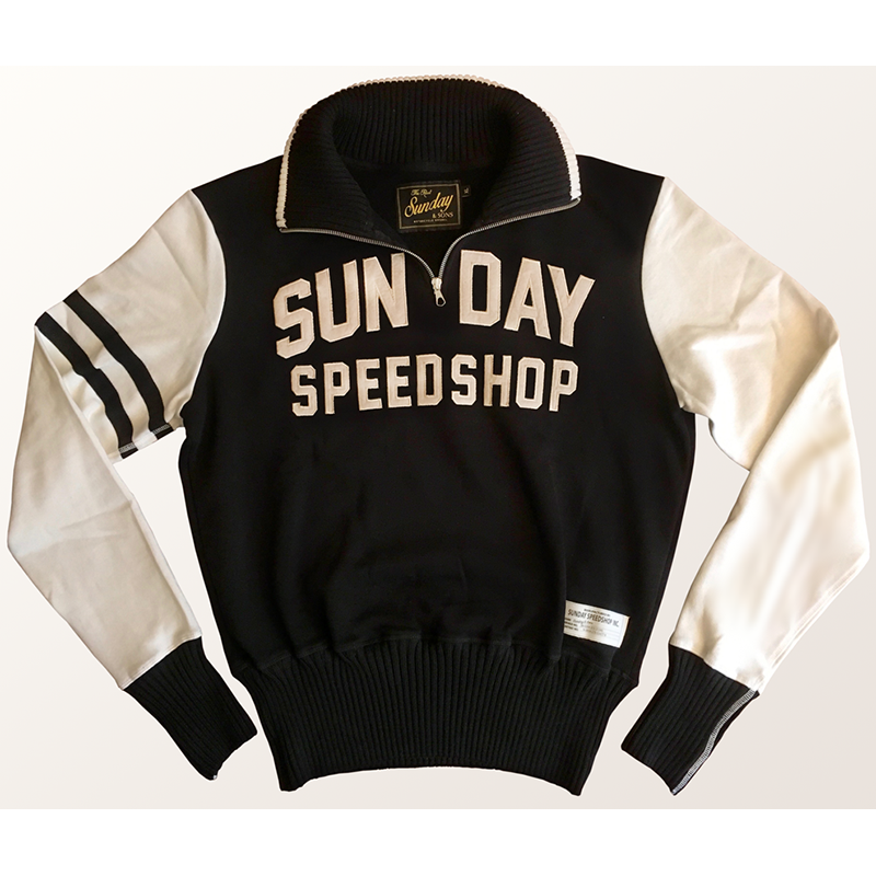 Sweater's 1950's Sunday Speedshop
