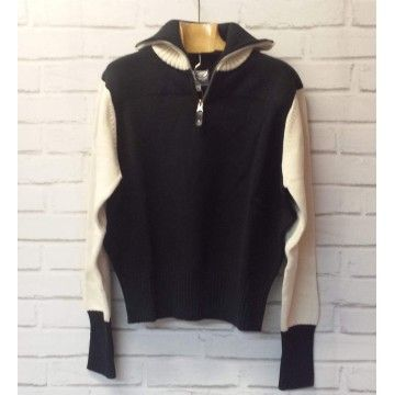 Motorcycle sweater femme Gentlemen's Factory