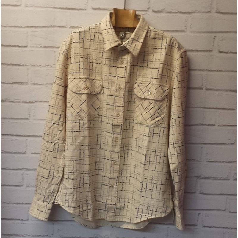 chemise shorthorm LEvi's vintage