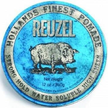 Pomade Reuzel bleue forte soluble