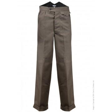 Pantalon queue de poisson années 40