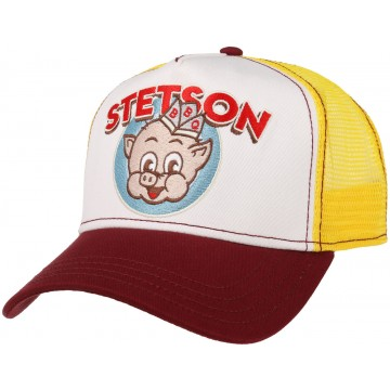 Casquette trucker BBQ Stetson
