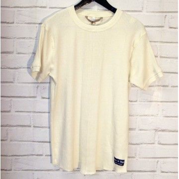 """Tee-shirt """"Maille Richelieu"""" Fleurs de Bagne"""