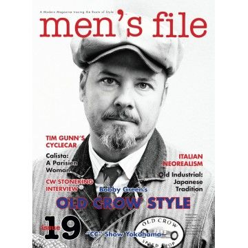Clutch and Men's file vol 65