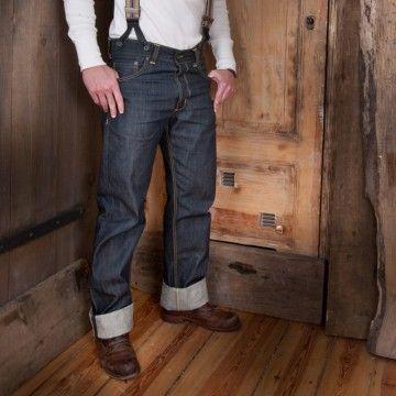 pantalon jean Roamer 1937 Pike Brothers