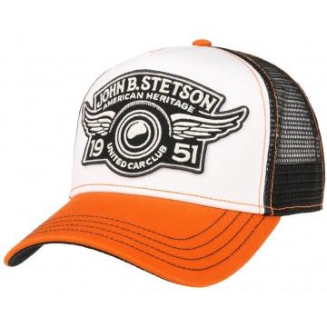 Casquette trucker Car Club Stetson