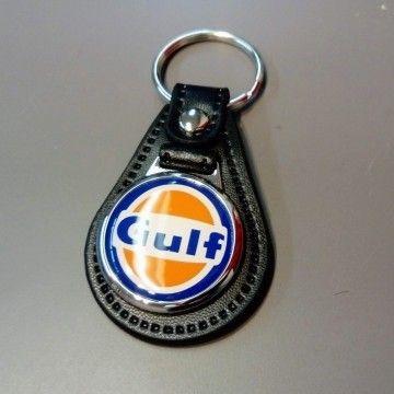 porte clé Gulf noir