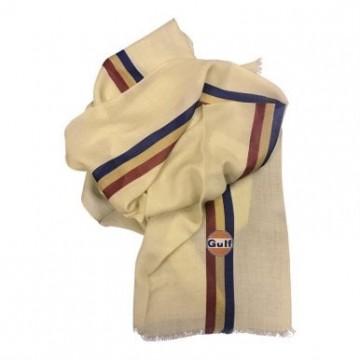 foulard vintage Gulf cream