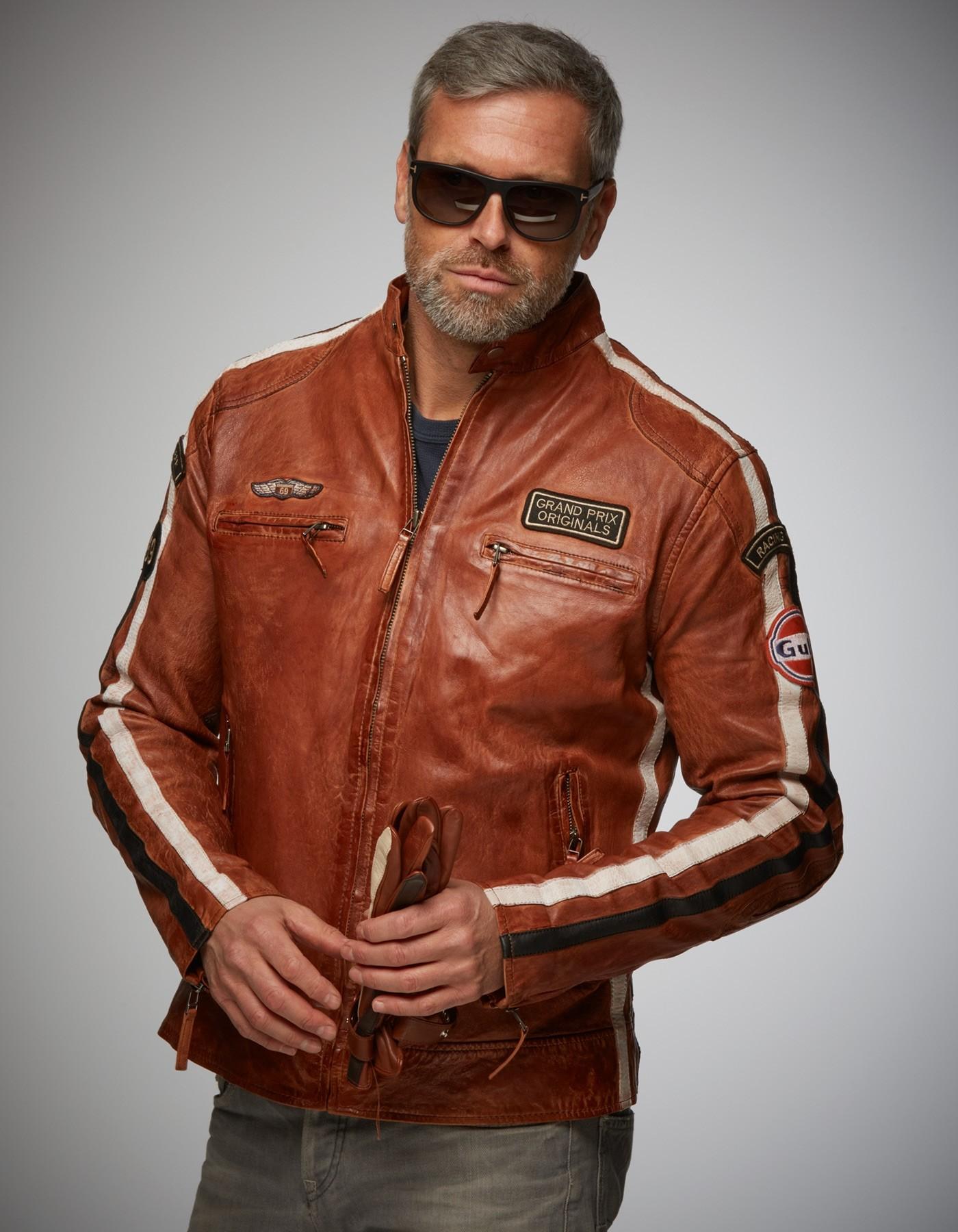 Originals Vêtements Gulf Grandprix Pilote Legend Custom E29YWHID