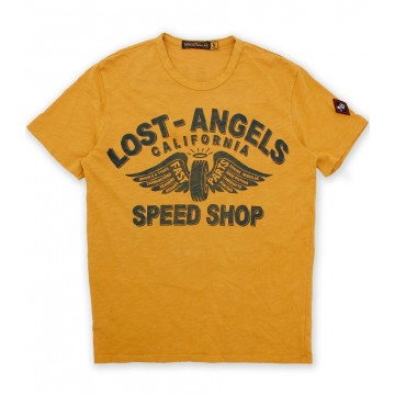 Tee-shirt Lost Angeles Johnson Motors