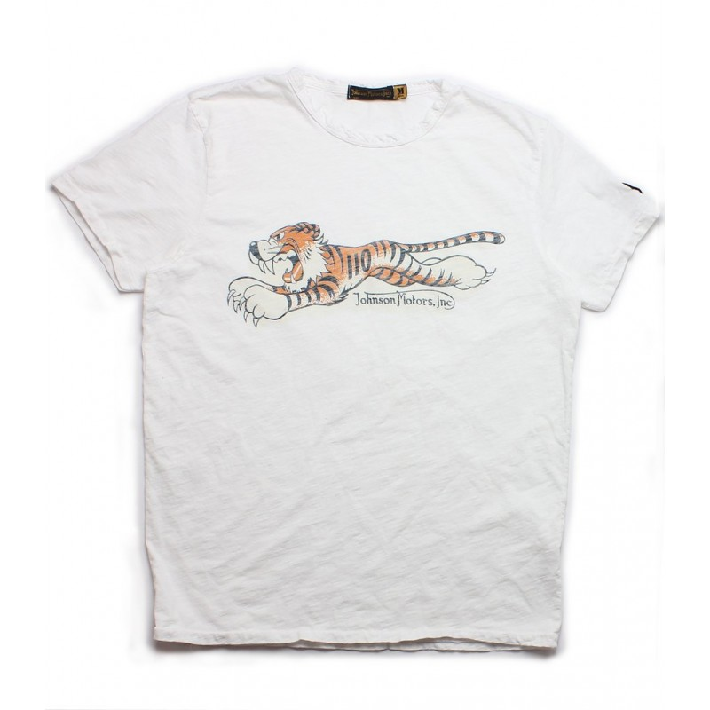 Tee-shirt Tiger 2018 Johnson Motors