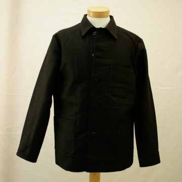 1937 Roamer Jacket Elephant Skin black