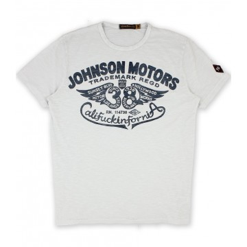 Tee-shirt Flying 38 Johnson Motors