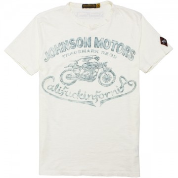 Tee-shirt Death racer Johnson Motors
