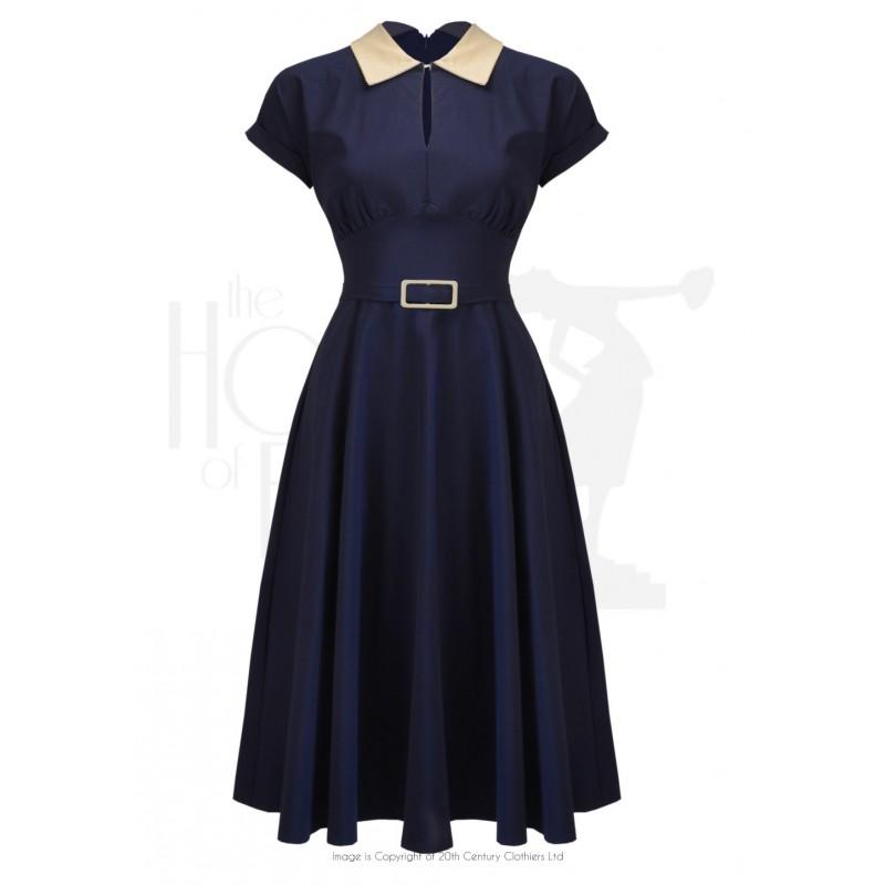 Robe Sandy années 40