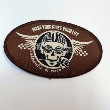 Patch make your ride Custom Legend