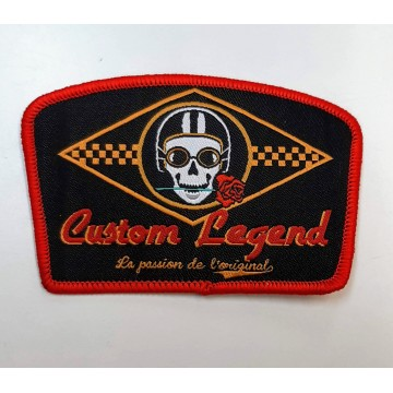 Patch logo Custom Legend