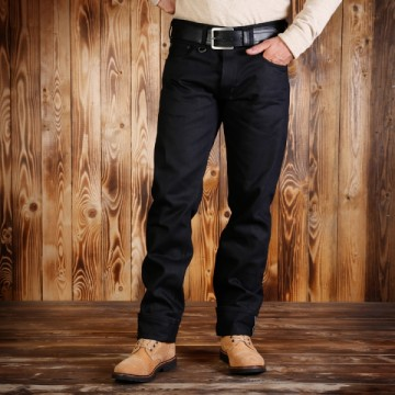 pantalon roamer 1963 pitch black Pike Brothers