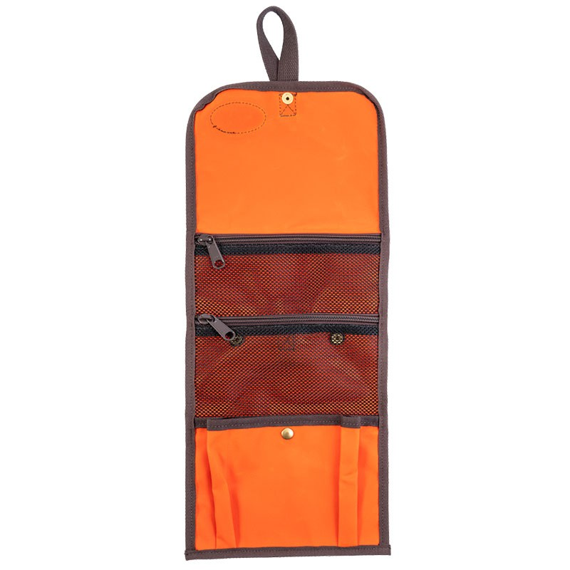trousse de toilette orange Frost River
