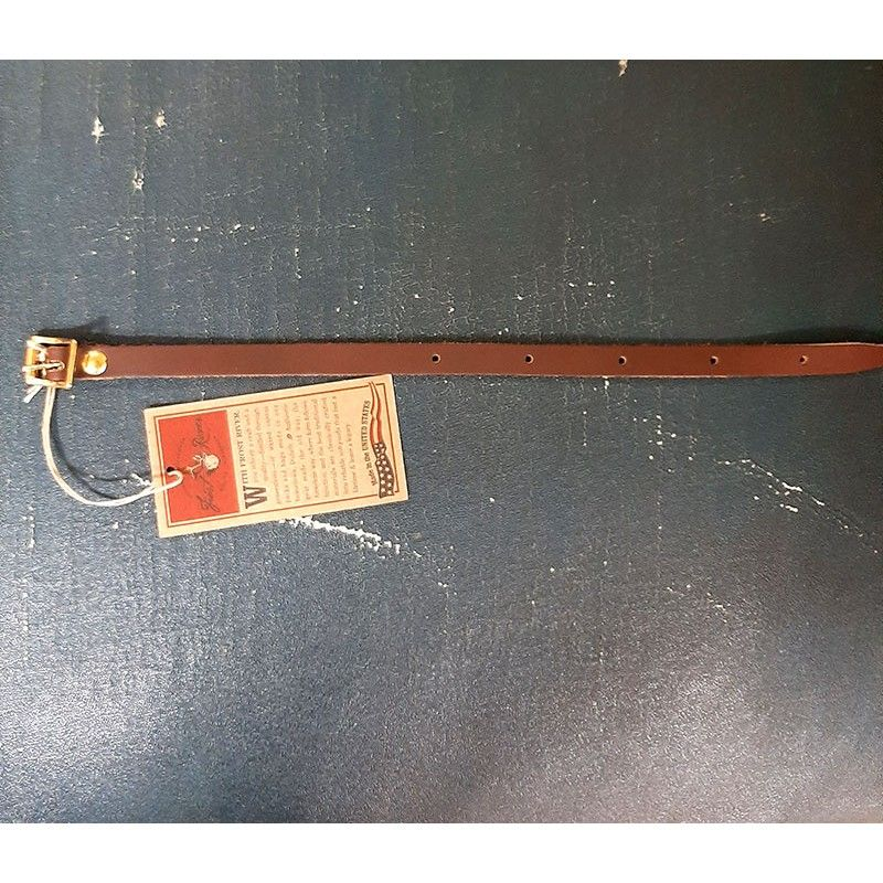 Sangle cuir 35 cm Frost River