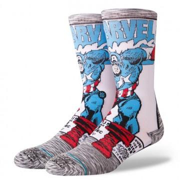 Chaussettes Captain America Stance