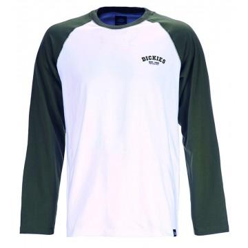 Tee-shirt Baseball Forest ML Dickies