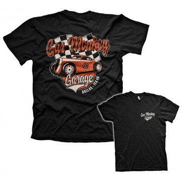 Tee-shirt Racing Gas Monkey Garage