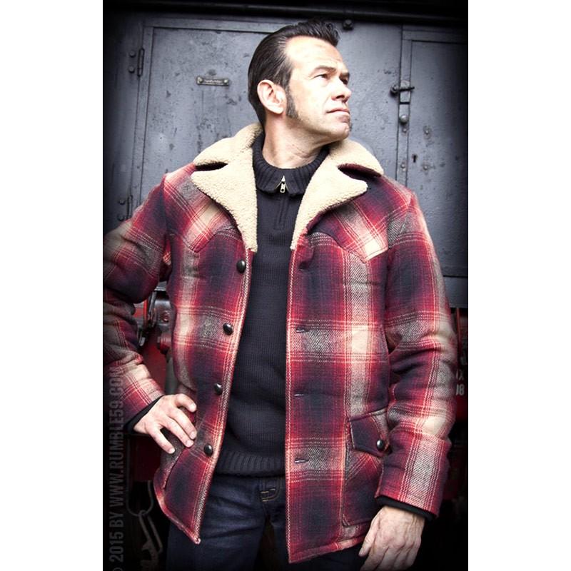 veste d'hiver rumble 59