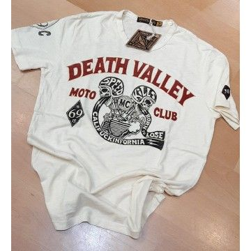 Tee-shirt Death valley Johnson Motors