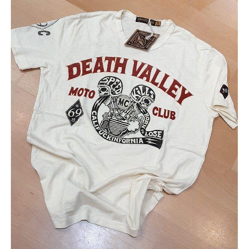 Tee-shirt Death valley Johnson Motors