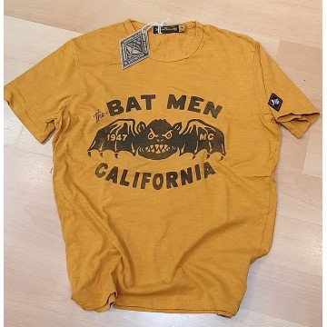 Tee-shirt The Bat men Johnson Motors