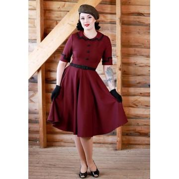 Robe années 50 Ellinor
