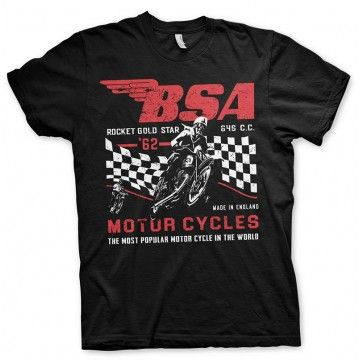 Tee-shirt BSA Gold Star