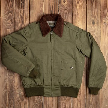 Blouson aviateur B10 Pike Brothers