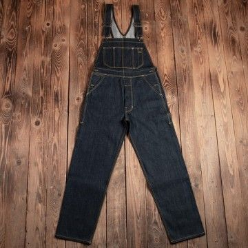 Salopette denim 1953 Pike Brothers