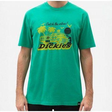 Tee-shirt Tifton vert Dickies