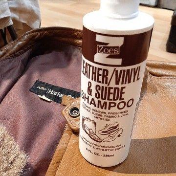 Shampoing pour cuir et vinyl Venetian