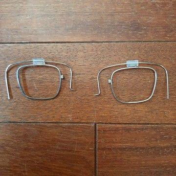 Optique adaptable verres correcteurs
