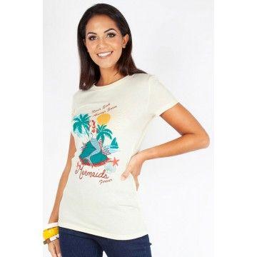 Tee-shirt Mermaids forever Voodoo Vixen
