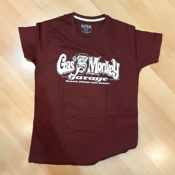 Tee-shirt original Gas Monkey