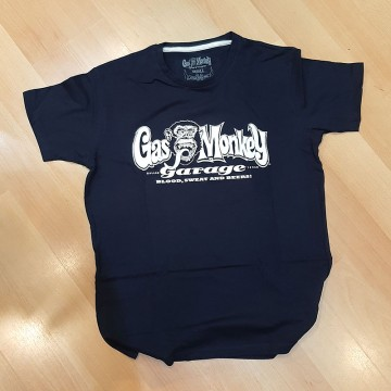 Tee-shirt Original navy Gas Monkey