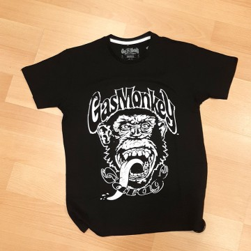 Tee-shirt Distressed Gas Monkey