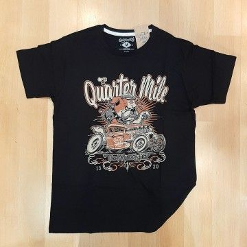 Tee-shirt Mutts Nuts Quarter Mile