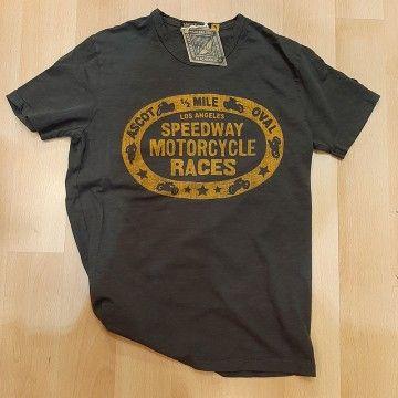 Tee-shirt ascot Johnson Motors