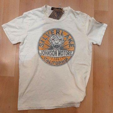Tee-shirt Silverlake Johnson Motors