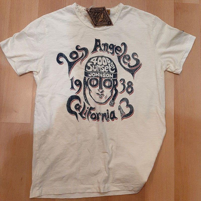 Tee-shirt Motohead Johnson Motors