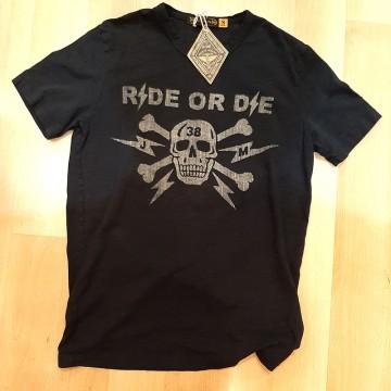 Tee-shirt Ride or die Johnson Motors