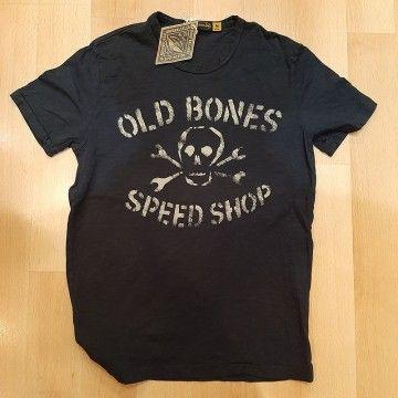 Tee-shirt old bones Johnson Motors