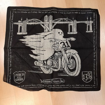 Bandana Ghost Rider Johnson Motors