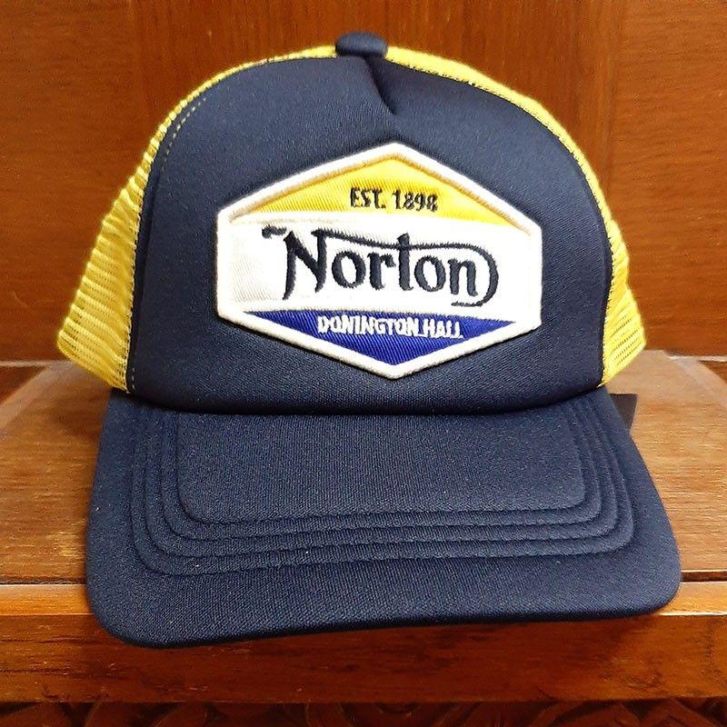 Casquette trucker Norton